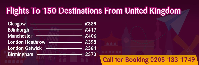 Qatar Airways Official Website Book Flights From London